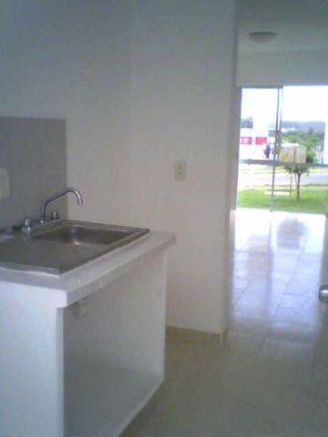 Cocina piso de cemento pulido enlace inmobiliario for Piso de concreto cera cocina